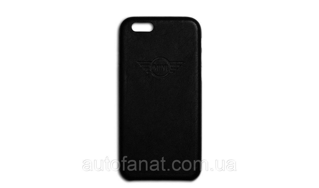 Оригінальний чохол MINI для iPhone 7, Black (80212445707)