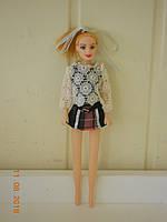 Лялька Катруся з нарядами в міському стилі Kaprizz, фото 1