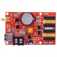 Контроллер HD-W62 для LED дисплея, USB, WIFi