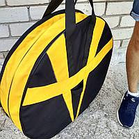 Чехол сумка для перевозки и хранения колес велосипеда арт. 2012