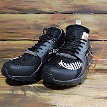 Кроссовки женские Nike Huarache x OFF-White 00028 ⏩ [ 36.37.38.40 ], фото 2
