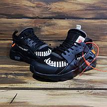 Кроссовки женские Nike Huarache x OFF-White 00028 ⏩ [ 36.37.38.40 ], фото 3