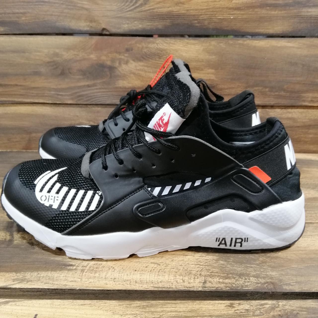 Кроссовки женские Nike Huarache x OFF-White 00055 ⏩ [ 36.37.38.39.40 ]