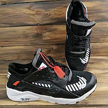 Кроссовки женские Nike Huarache x OFF-White 00055 ⏩ [ 36.37.38.39.40 ], фото 3