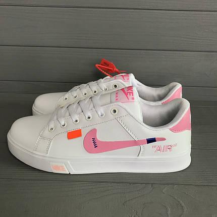 Кроссовки женские Nike Air x OFF-White 00061 ⏩ [ 36,37,38,39,40 ], фото 2