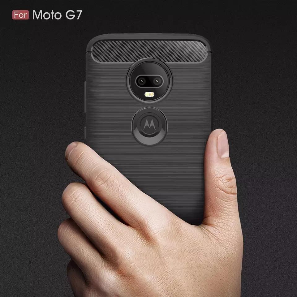 Протиударний чохол на Motorola Moto G7