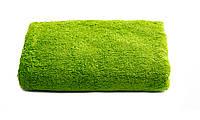Махровое полотенце для рук и лица 40х80 см Салатовый Узбекистан