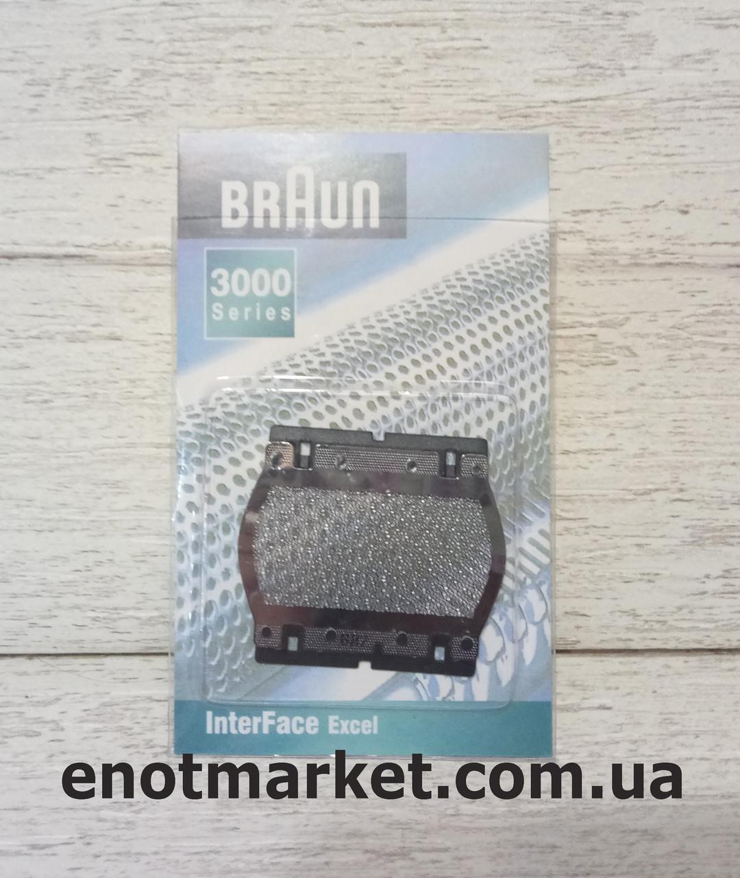 Сетка аналог для электробритвы Braun 3000 682