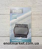 Сетка аналог для электробритвы Braun 3000 682, фото 1