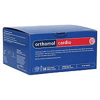 Orthomol Cardio, Ортомол Кардио 30 дней (таблетки/капсулы)