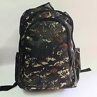 Рюкзак на три отделения размер 30х45*20 камуфляж, фото 1