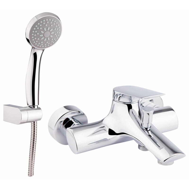 Смеситель для ванны Qtap Elegance CRM 006