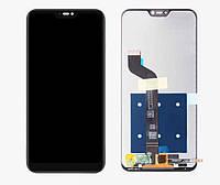 Дисплей (LCD) Xiaomi Mi A2 Lite | Redmi 6 Pro с тачскрином, черный