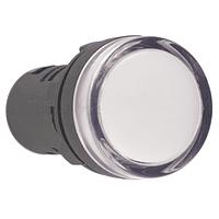 Лампа AD-16DS LED-матрица d16мм белый 220В AC/DC