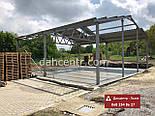 Изготовление металлических конструкций / ангаров / металлоконструкций / фермы, фото 3