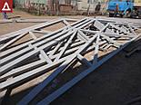 Изготовление металлических конструкций / ангаров / металлоконструкций / фермы, фото 4
