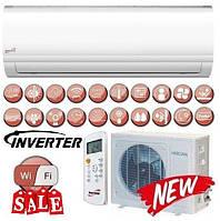 Кондиционер-  настенный Neoclima Therminator 2.0 Inverter New (-15°C) NS/NU-18AHEIw