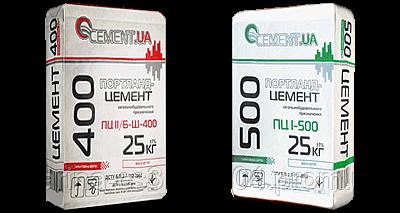 Цемент Cement М-500 Д-20  25кг