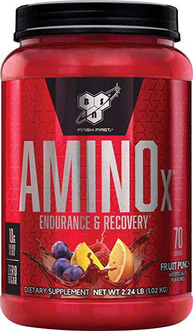 Аминокислота ВСАА Amino X (1,01 kg)  BSN