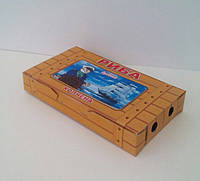 Коробка под кильку(рыбу)копченую 150гр, фото 1