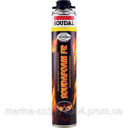 Пена противопожарная PR Soudafoam FR (под пистолет) 750мл