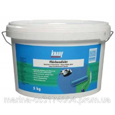 Гидроизоляционная смесь Knauf Флехендихт 5кг