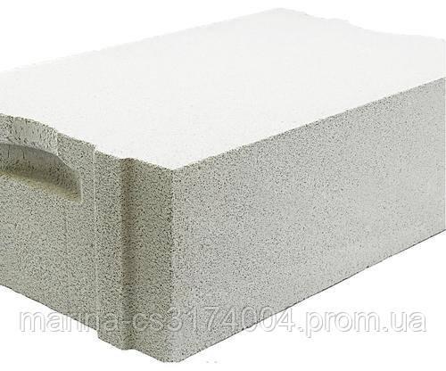 Газоблок 250/200/600, плотность 500 кг/м3, (2,1м3/70 шт/пал.), шт
