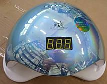 Лампа для маникюра Lamp SUN 5 48W UV+ LED голубая