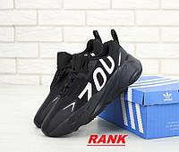 Кроссовки мужские Adidas Yeezy Boost 700 в стиле Адидас Изи Буст 700, черные