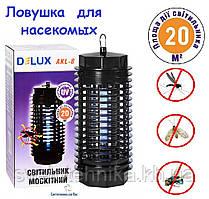 Ловушка (уничтожитель) насекомых Delux AKL8  S=до 20 м.кв.