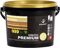Краска Интериор Премиум 20 Колорит, базис А 0,9л