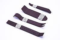 Набор инстр. для снятия обшивок Усиленный A-class (4шт/бордовый/блистер) / PI-3