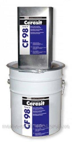 Эпоксидное покрытие Ceresit CF 98В 3кг