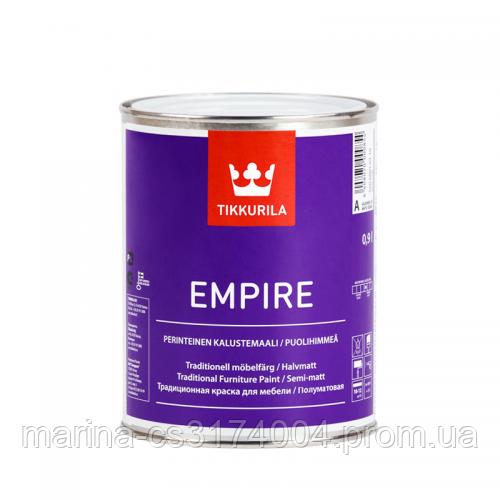 Алкидная краска Empire Tikkurila базис С 0,9л