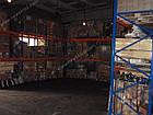 Стелаж палетний H4000хL2700х1100 мм(пол.+2 рівня по 2300 кг на рівень), фото 7