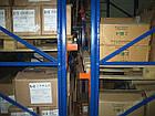 Стелаж палетний приставний Н4000хL2700х1100 мм(пол.+2 рівня по 2300 кг на рів, фото 7
