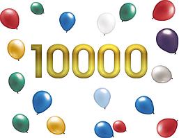 ДАРИМ ТЕБЕ 10 000!