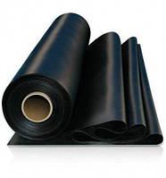 Плёнка полиэтиленовая 100мк, 1500х100х2рукав, 300 м2, 25 кг черная