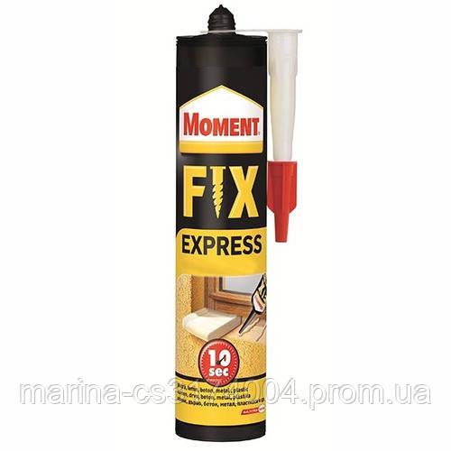 Клей монтажный Момент FIX Express 375г