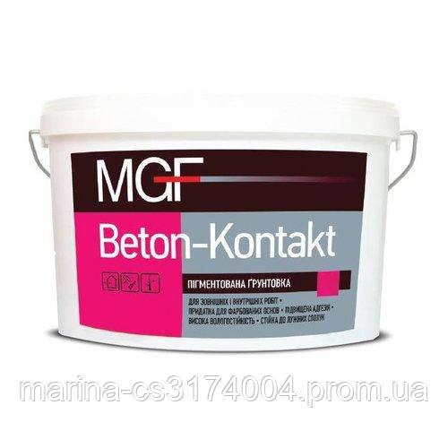 Грунтовка MGF Beton-Kontakt 14 кг