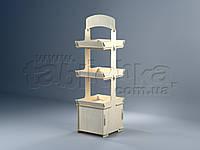 Стелаж для хліба Джино, фото 1