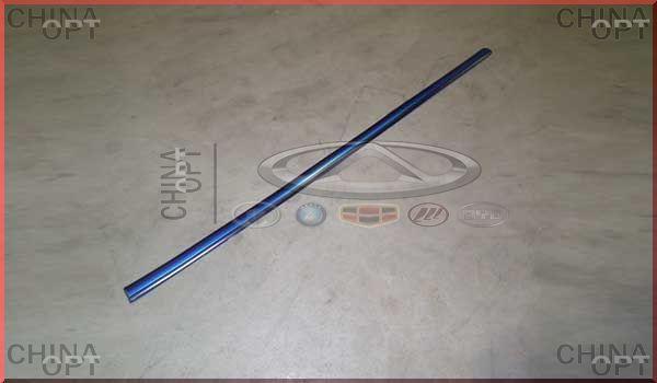 Молдинг двери передней левой / правой, Chery Amulet [1.6,до 2010г.], A11-6101010AB, Aftermarket