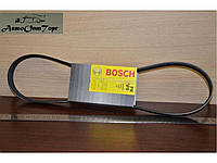 Ремень генератора на Daewoo Lanos 1.5 975/970 c ГУРом, model: 1987947812, производство: Bosch (Бош), каталожный номер: 1987947812;