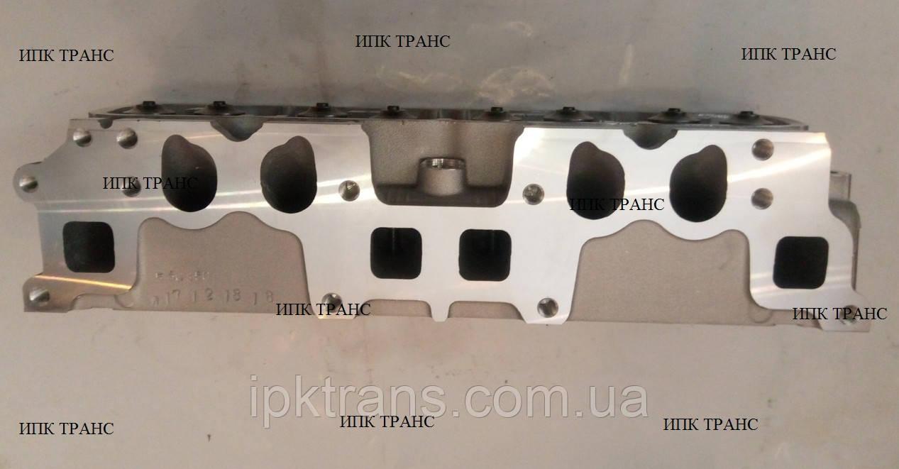 Головка блока цилиндров двигателя Nissan K15 (в сборе)
