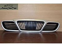 Решетка радиатораа на Daewoo Lanos (серебро), model: 96303229-96215294, производство: General Motors (GM), каталожный номер: 96303229/96215294; (1