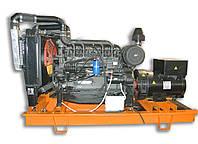 Дизельный генератор SSM-100 (100 кВт) на базе двигателя ММЗ