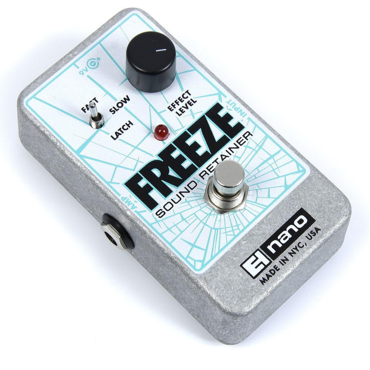 Гитарная педаль ELECTRO-HARMONIX Freeze