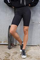 Велосипедки жіночі чорні бренд ТУР модель Джин (Jin) розміри S,M,L