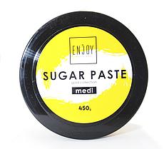 Сахарная паста для шугаринга Enjoy Gold Collection MEDI, 450g