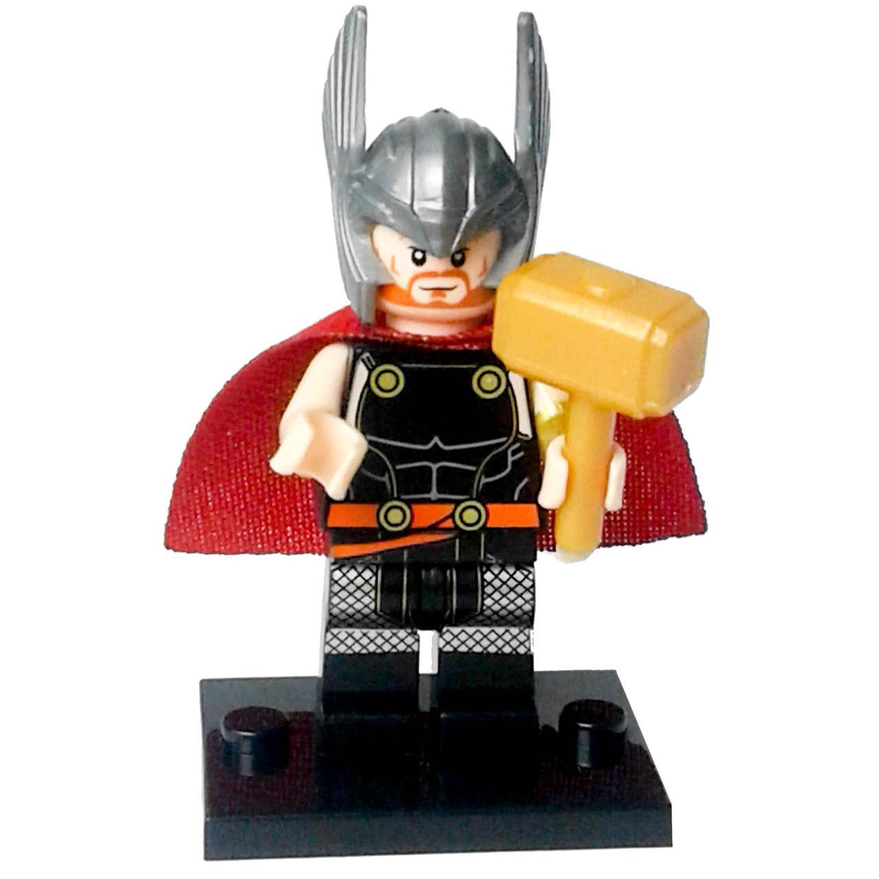 Тор Месники Супергерой Марвел Аналог лего
